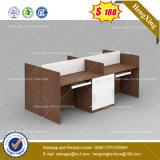 백색 색칠 MDF 학교 행정상 테이블 형식 사무용 가구 (HX-8NE186)