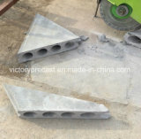 Muro de concreto Máquina de Corte con sierras de concreto