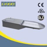 150W Calle luz LED de luz al aire libre con Ce/UL/certificado de Dlc eficiencia luminosa alta 140lm/W 5 años de garantía con sensor de movimiento y de la fotocelda