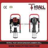 51,7cc-100 DPD gasolina gas powered heavy duty hincapostes