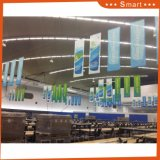 卸し売り屋外広告顧客用PVCビニールの旗