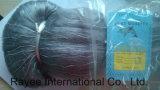 Mono rete da pesca di nylon grigia dell'attrezzatura di pesca