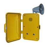 Timeproof & 비바람에 견디는 IP66 전화 Jr104 Sc Hb 비상사태 전화 SIP 내부통신기 전화