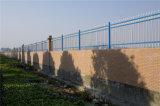 Rete fissa d'acciaio galvanizzata obbligazione decorativa blu elegante 11-4