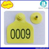 De nieuwe Markering van het Oor van de Markering RFID van het Oor van het Ontwerp voor Dierlijk Beheer
