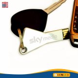 USB chave Pendrive da movimentação do flash do USB do metal da movimentação 16GB 64GB da pena da memória da vara do USB