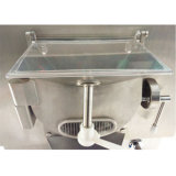 Cer-anerkannte professionelle harte Eiscreme-Stapel-Gefriermaschine mit preiswertem Preis