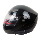 O capacete sem fio da motocicleta comunica-se com a cor 2 (o dobro)