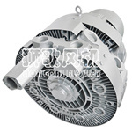 Ventilador lateral da sução do vácuo da canaleta para o sistema do transtorte pneumático