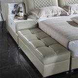 침실 사용 (FB2092)를 위한 Tatami 신식 현대 가죽 침대
