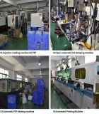 Bouteille en plastique pour le shampooing cosmétiques conteneur (BMDP-500)