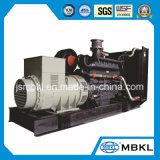 800kw/1000kvashangchai de Diesel Genset van de motor met de Garantie van de Vervangstukken van Één Jaar