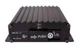 O carro DVR Dual a câmera GPS com o tempo real que localiza e que monitora