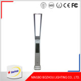 La luz de lámpara LED recargable, plegable duradera lámpara de mesa