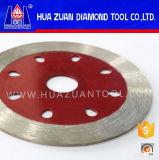 Непрерывный диск диаманта вырезывания оправы