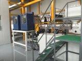 Macchina calda a temperatura elevata della laminazione della fusione per i materiali del filtrante