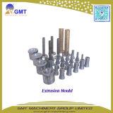PE PP Cable el establecimiento de tubo de plástico/tubo que hace la máquina extrusora