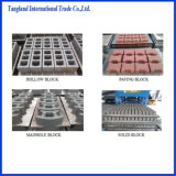 Brique plus vendue faisant Machinein Afrique du Sud/bloc de /Solid de machine brique pleine usiner/bloc solide formant la machine/la machine de fabrication brique de saleté