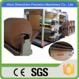 Крафт-бумаги или мешок с высокой точностью машины Flexo печатной машины и Bottomer
