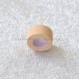 Bande chirurgicale médicale blanche d'emplâtre adhésif d'oxyde de zinc de déchirure facile