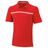 Nouvelle Mode manchon court de tennis de mens occasionnel Sports Polo Shirt