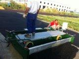 運動連続したトラックのための1.5-2.5mの幅のゴム製微粒の舗装機械