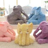 Animales de peluche de elefante de peluche Cojín Bebé Duerma almohada elefante