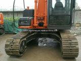 Utilizado mini excavadora Hitachi ZX120 para la venta de la excavadora Zaxis120.