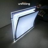 Casella chiara sottile di Unifitting Frameless LED