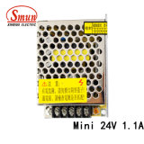 25W 24V 1Aの小型の電源の単位PSUように25 24