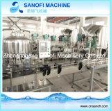 Frasco pequeno completo automático cheio que bebe a linha de produção da água mineral