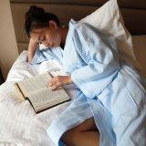 Hotel promocionais / Casa Casal Waffle roupão de banho / dormir / Pijamas
