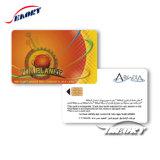 Consumo de associação de supermercados Cartão Integral contato inteligente cartão IC