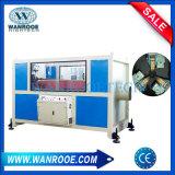 Hohes wirkungsvolles PE/HDPE/PP Rohr, das Maschine herstellt