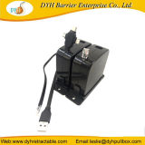 Nueva llegada retráctil duradero 1-1,5 M CAT6/Conector RJ45 Cable de extensión de cable de señal