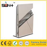 Двери 1.8mm кожи деревянные кухонные шкафа электроавтоматики