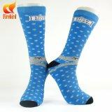 Платье многоточий таможни людей покрашенное носками Socks выполненные на заказ носки