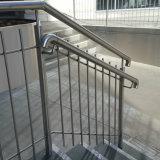 La construcción de escaleras de acero inoxidable Post
