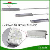 Outdoor IP65 48LEDs LAMPE Pole Jardin mural lumières solaires
