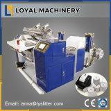 巻き戻す機械を切り開いているATM巻き枠Paper/TTR/Bankビル