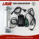 Lit électrique de l'actionneur linéaire