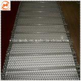 ステンレス鋼のコンベヤーベルトまたは織り方ベルトまたはワイヤーリングの網ベルト