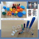 Qualitätssicherung des Plastiks bedeckt Spritzen-Maschine mit einer Kappe