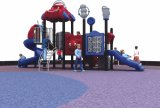 子供のセリウムが付いている柔らかい遊び場の屋外のおもちゃOutdoorplayground
