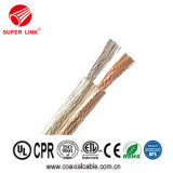 Lautsprecher-Kabel der Linan-Fabrik-Fertigung-1.0mm