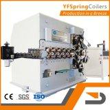 YFSpring Coilers C6200 - шесть сервомеханизмы диаметр провода 10,00 - 20,00 мм - пружины с ЧПУ станок намотки