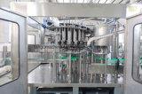 Macchina di coperchiamento di riempimento dell'animale domestico della bottiglia dell'arachide di fagiolo del liquido verde oliva commestibile automatico dell'olio