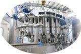 自動ペットびん食用のオリーブ色ピーナツ豆オイルの液体満ちるキャッピング機械