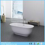 最もよい価格のシャワーのミキサー(LT-708)が付いている独立した樹脂の浴槽