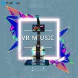 Simulateur musical de Vr d'arrivées de musicaux de jeu de virtual reality interactif neuf de machine
